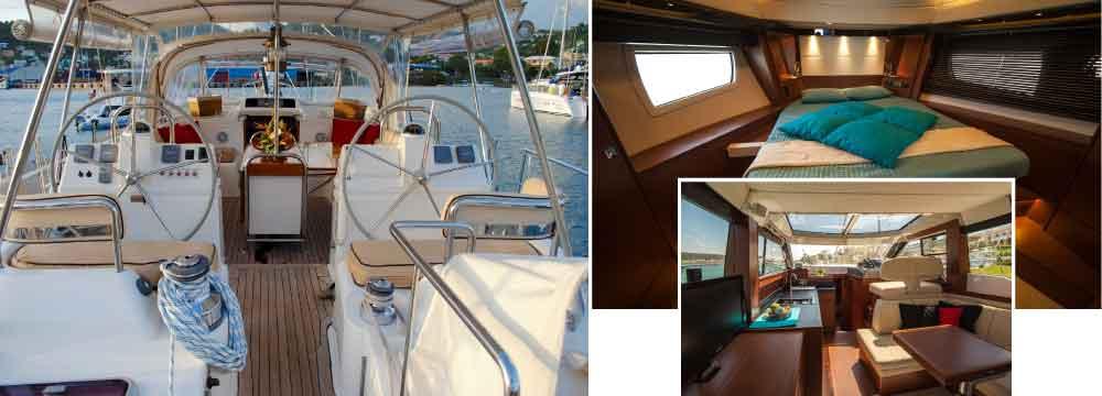 Neue Polster, Matratzen für Boote nach Ihren Maßen