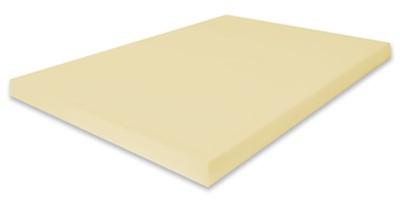 70mm Visko-Matratzenauflagen ohne Bezug