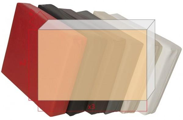 Bezüge für Schaumstoffzuschnitte und Matratzen